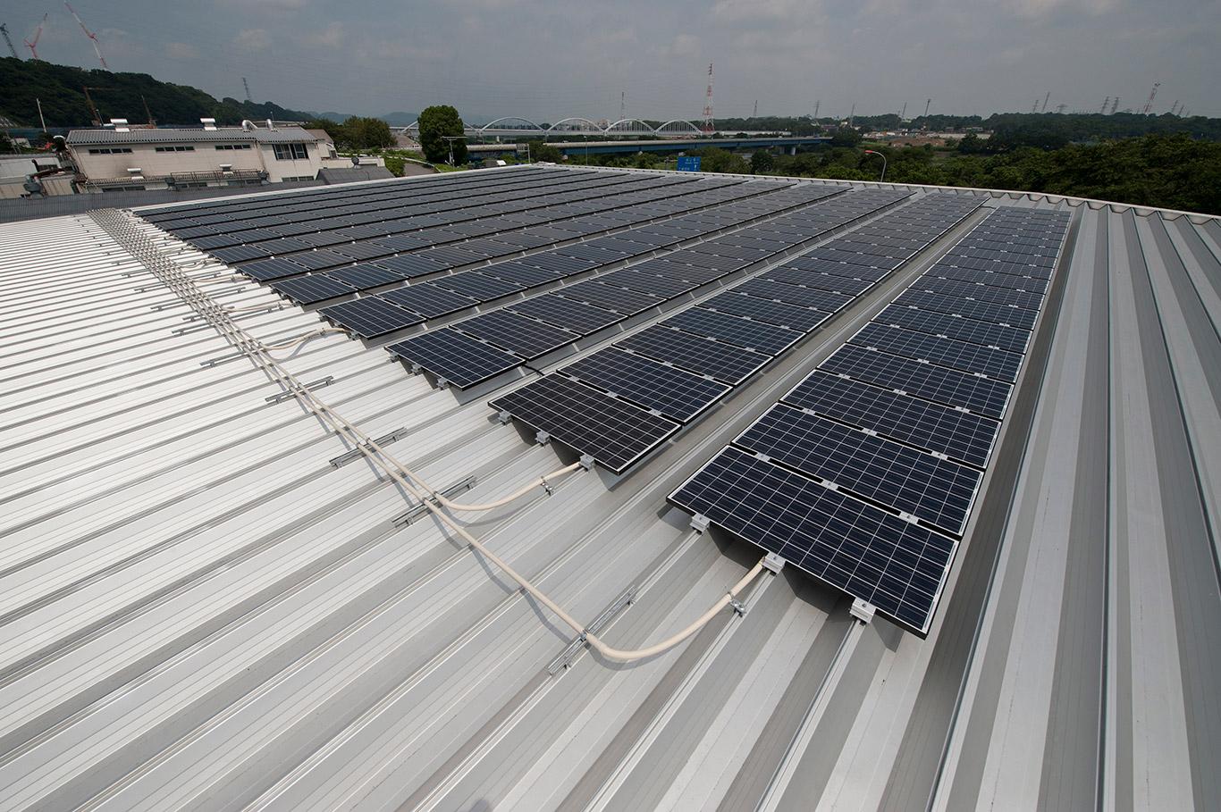 ケーデーエス太陽光発電所
