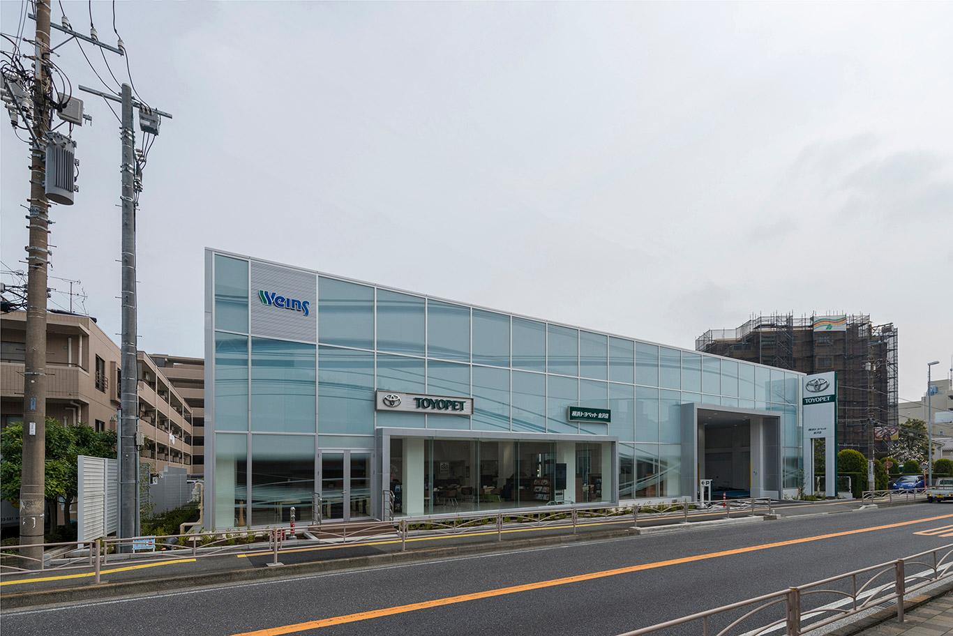 横浜トヨペット金沢店