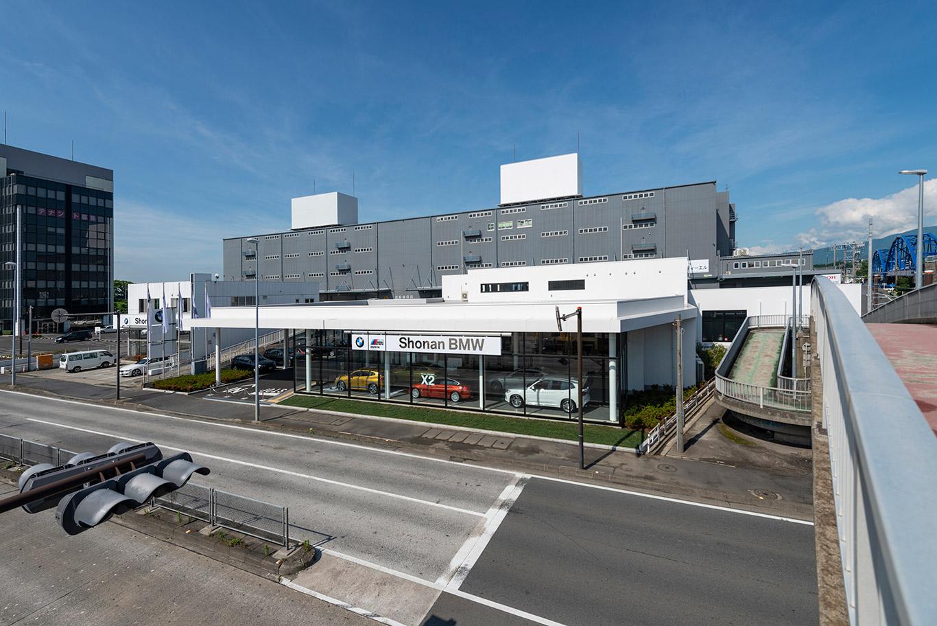 Shonan BMW厚木店