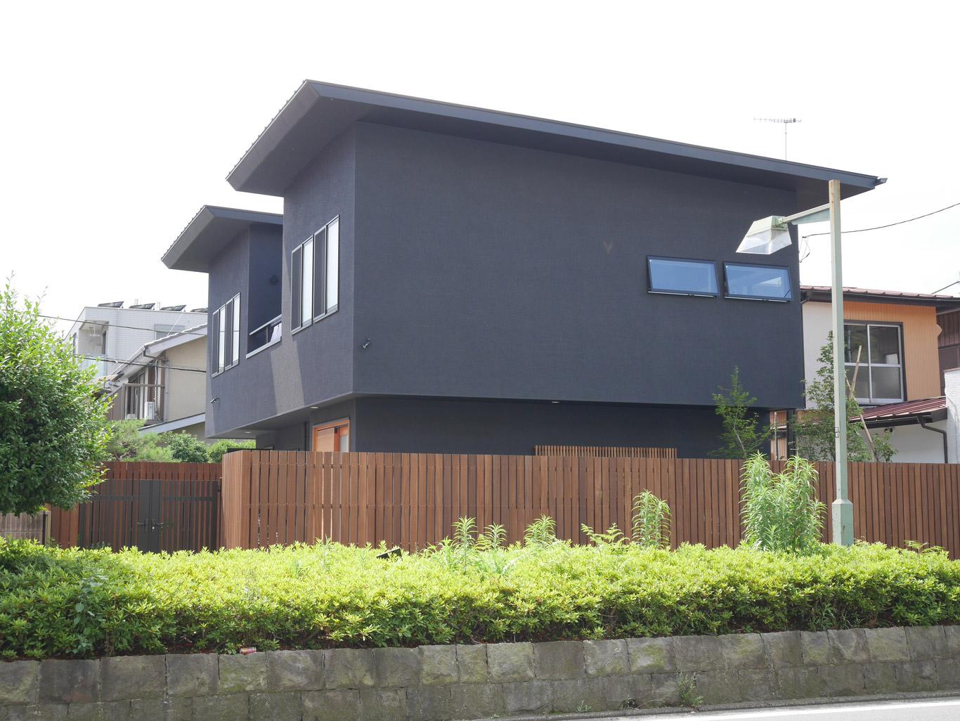 田村町の家