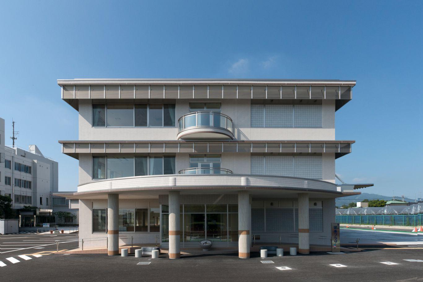 愛川町新保健センター