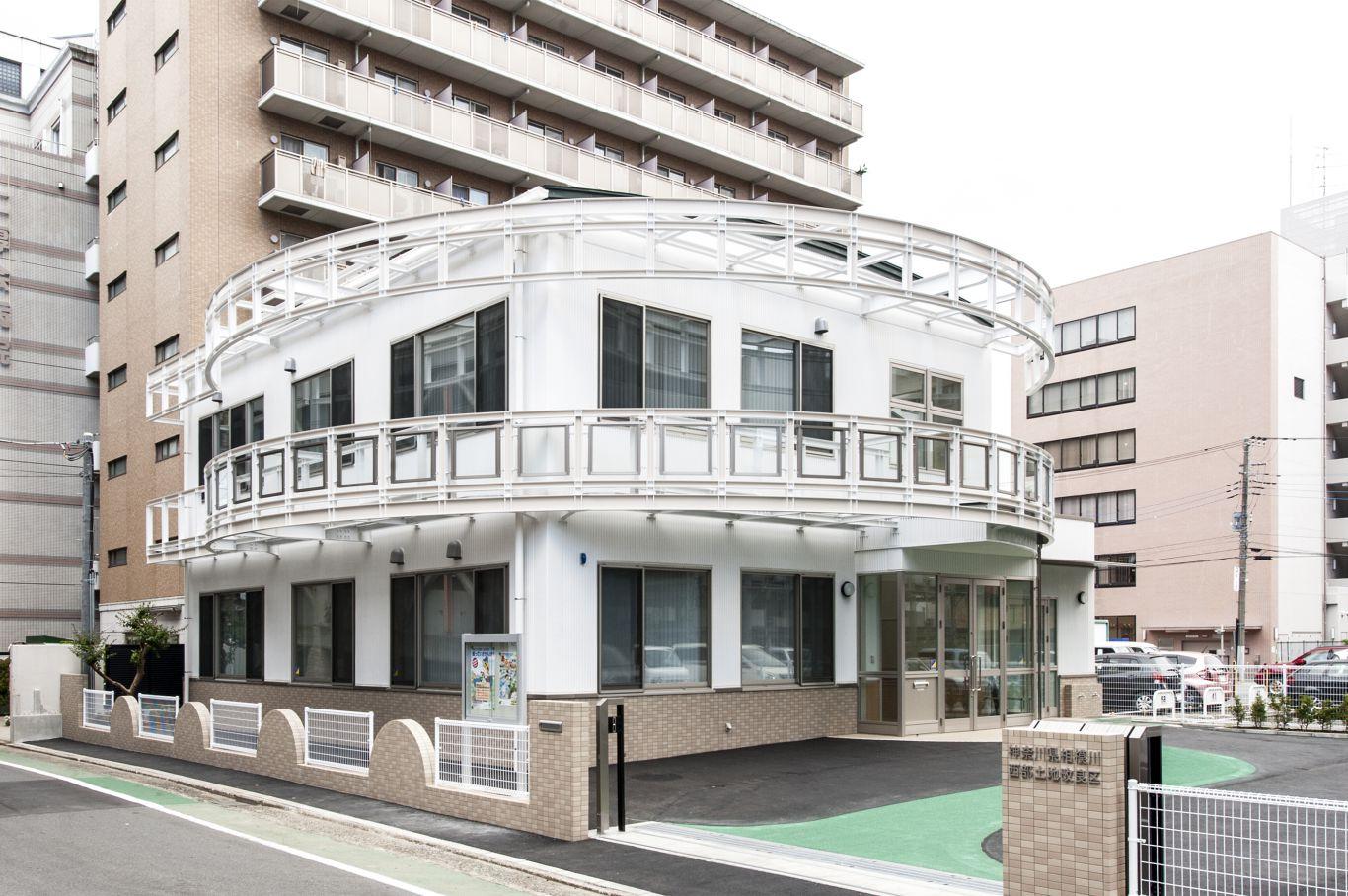 神奈川県相模川西部土地改良区事務所