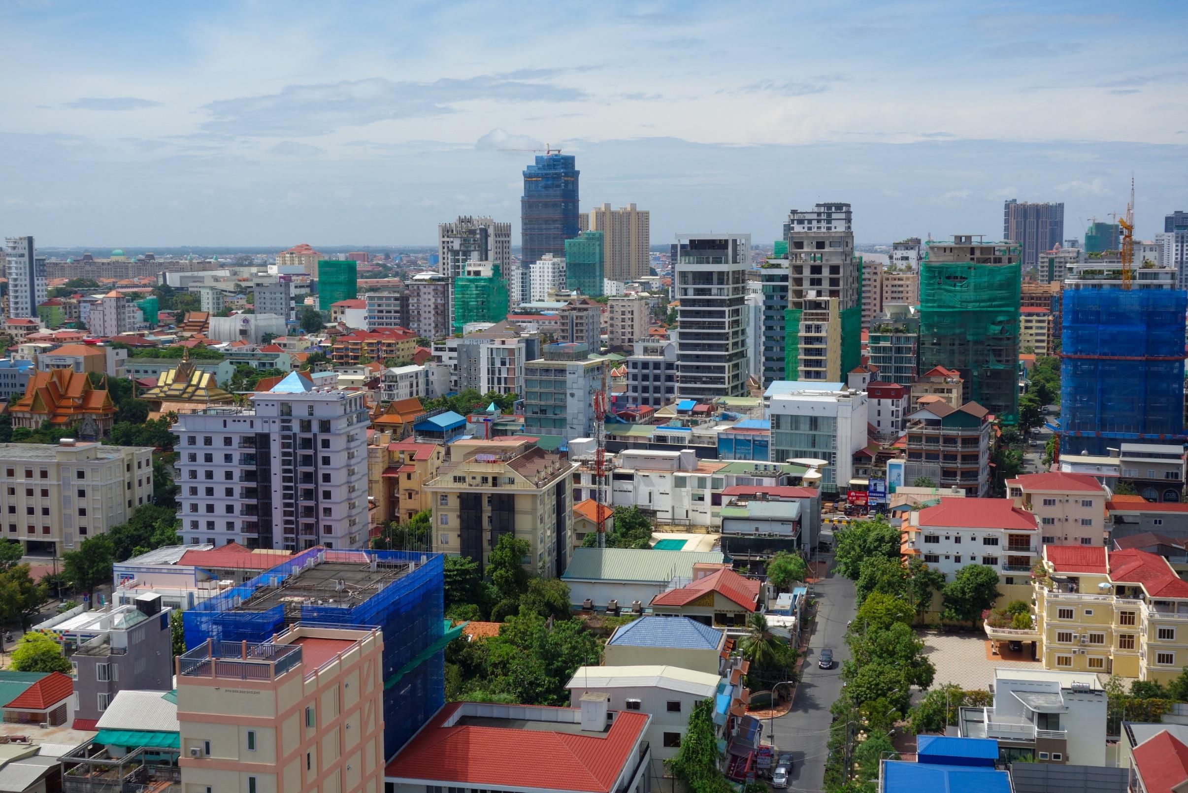 小島組カンボジア